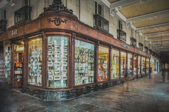 Cuneo e i suoi portici