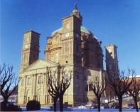 Santuario di Vicoforte presso Mondovi