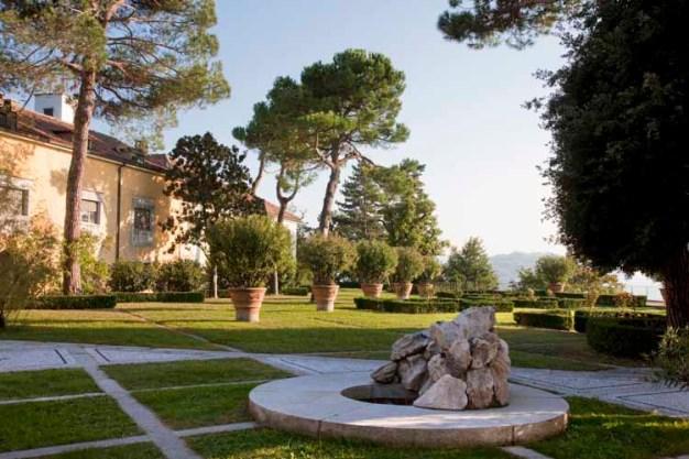 """Mostra """"Giardino e paesaggio"""" su Pietro Porcinai al Castello di Mirandolo"""