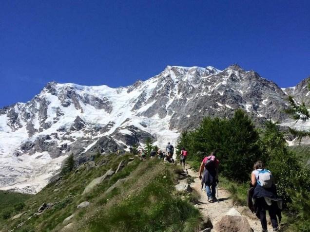 Sport ambiente e cultura trekking