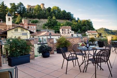 terrazza castello montexelo