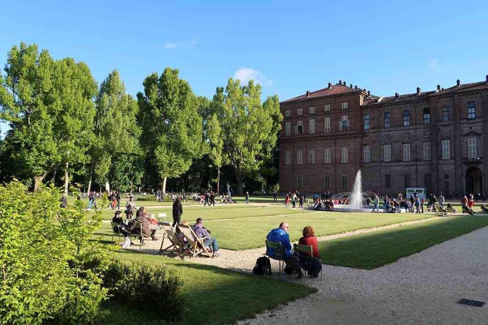 Giardini di Torino
