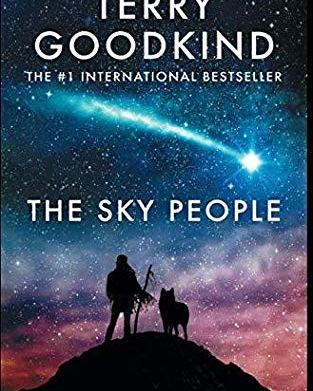 the sky people,terry goodkind,book review