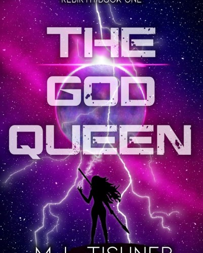 the god queen, m l tishner, book review,fantasy,sci fi
