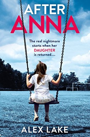After Anna, Alex Lake, review