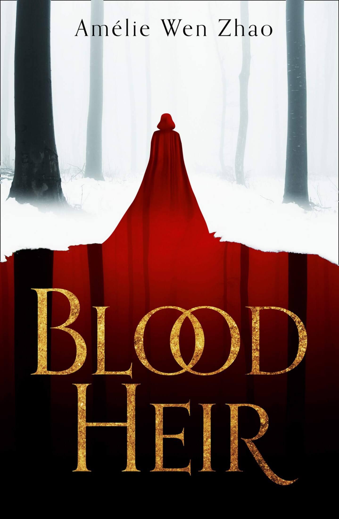 Blood Heir Cover