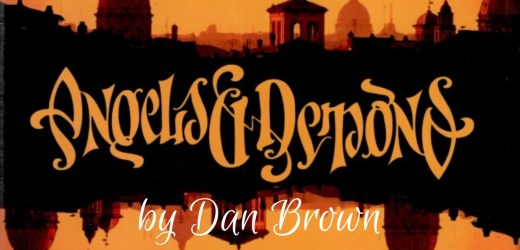 Book Review: Angels and Demons by Dan Brown (Robert Langdon series #1)
