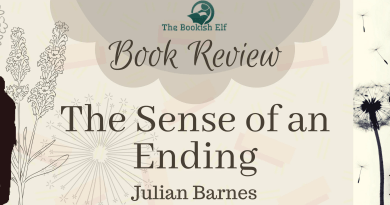 Book Review- The sense of an ending | The Bookish Elf