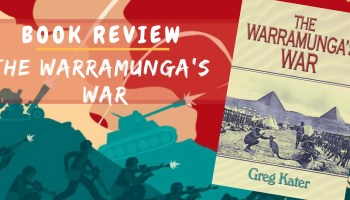 Book Review : The warramungas war | The Bookish Elf