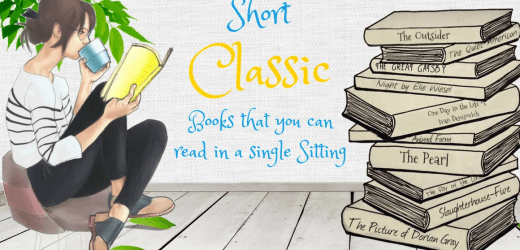 11 Short Classic Book That You Can Read In A Single Sitting