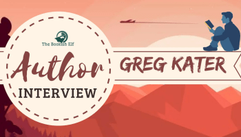 Author Interview: Greg Kater   The Bookish Elf