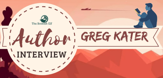 Author Interview: Greg Kater