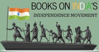 Books on India's Independence Movements