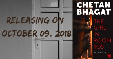 Chetan Bhagat's New Book