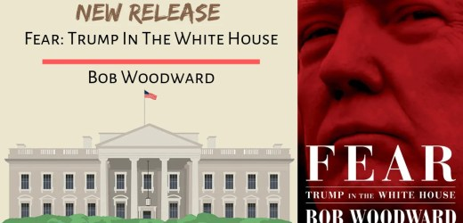 Fear: Trump In The White House released today