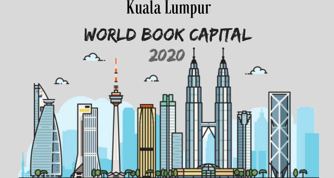 Kuala Lumpur Named World Book Capital 2020 by UNESCO