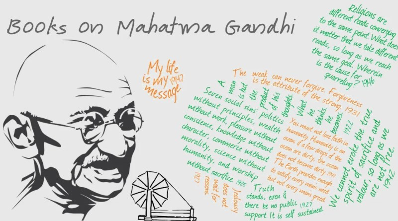 Books on Mahatma Gandhi