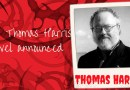 New Thomas Harris novel
