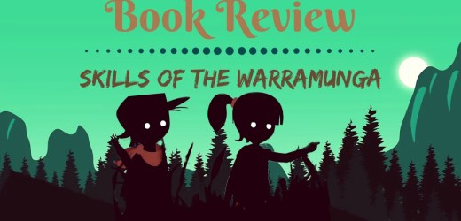 Book Review: Skills Of The Warramunga by Greg Kater