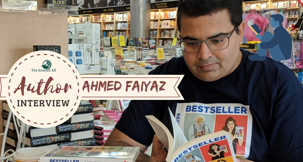 Author Interview: Ahmed Faiyaz