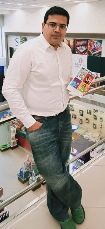 Ahmed Faiyaz on Bestselling Book Business in India