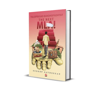Author Interview - Sudeep Satheesan The Author of Next MLA
