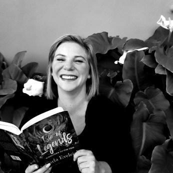 Carla Eveleigh : Author of Isle of Legends