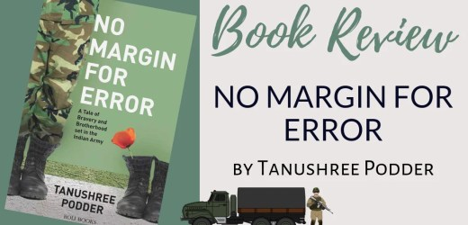 Book Review: No Margin For Error by Tanushree Podder