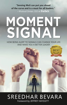 Book Review: Moment of Signal