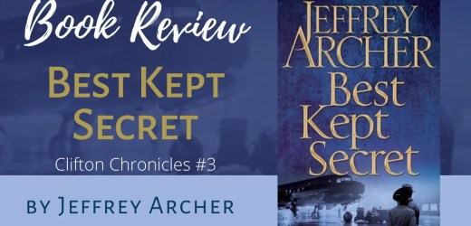 Book Review: Best Kept Secret by Jeffrey Archer (The Clifton Chronicles #3)