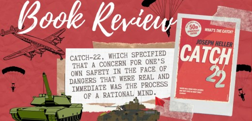 Book Review: Catch-22 by Joseph Heller