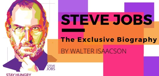 Book Review: Steve Jobs : The Exclusive Biography  by Walter Isaacson