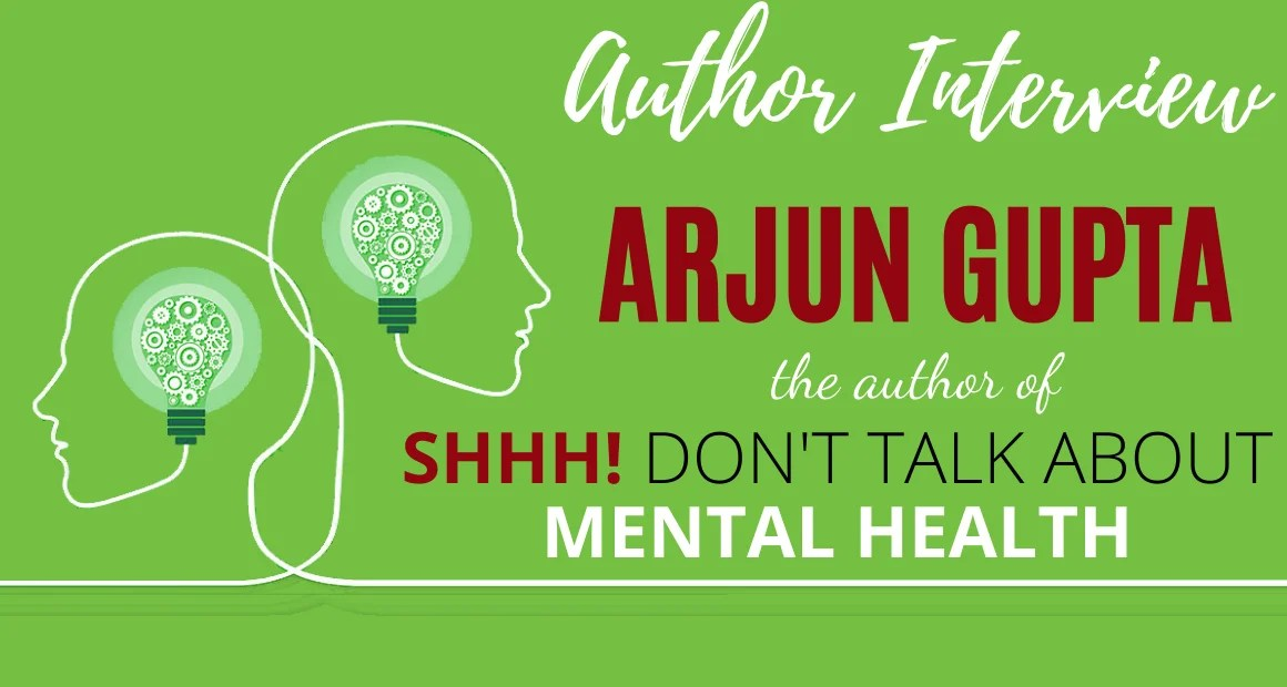 Author Interview: Arjun Gupta