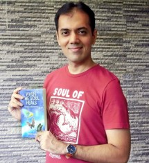 Author Interview - Pulkit Sharma - The Author of When The Soul Heals