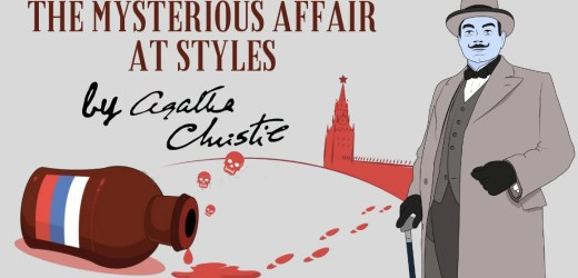 Book Review: The Mysterious Affair at Styles by Agatha Christie