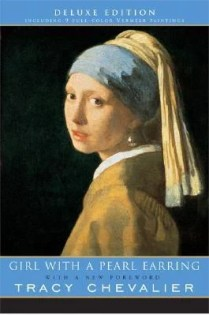 Book Review - Girl with a Pearl Earring by Tracy Chevalier