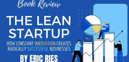 Book Review: The Lean Startup by Eric Ries