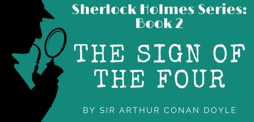 Book Review: The Sign of the Four by Sir Arthur Conan Doyle