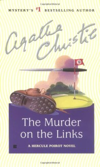 Book Review - The Murder on the Links by Agatha Christie