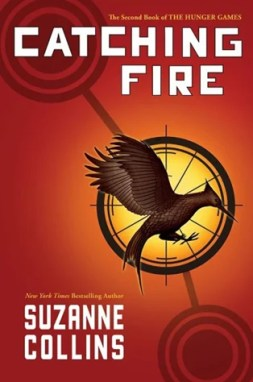 Book Review - The Hunger Games Catching Fire by Suzanne Collins