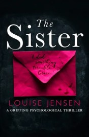 Book Review - The Sister by Louise Jensen