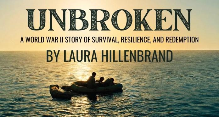 Book Review - Unbroken by Laura Hillenbrand
