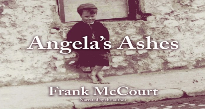 Book Review - Angela's Ashes by Frank McCourt