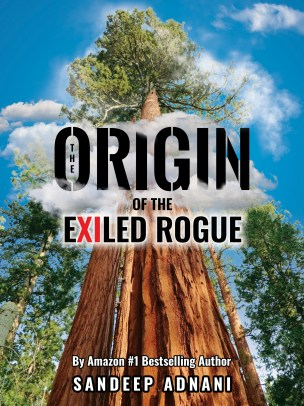 Book Review:The Origin of the Exiled Rogue by Sandeep Adnani