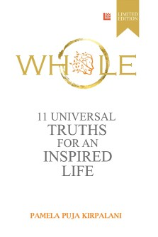 Author Interview - Pamela Puja Kirpalani - The Author of Whole