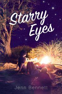 Cover for Starry Eyes by Jenn Bennett