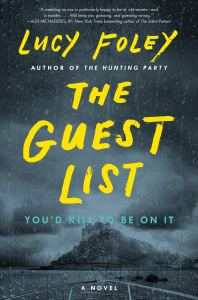 Cover for The Guest List by Lucy Foley