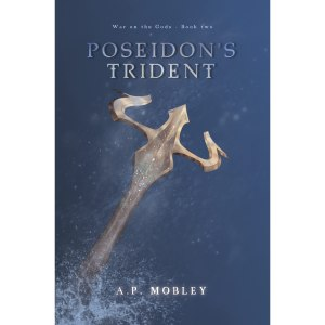 Cover of Poseidon's Trident