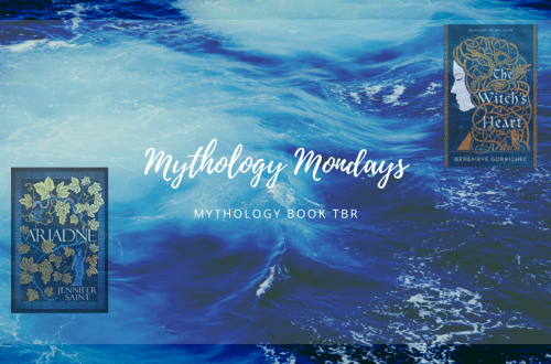 Mythology Mondays: Mythology Book TBR