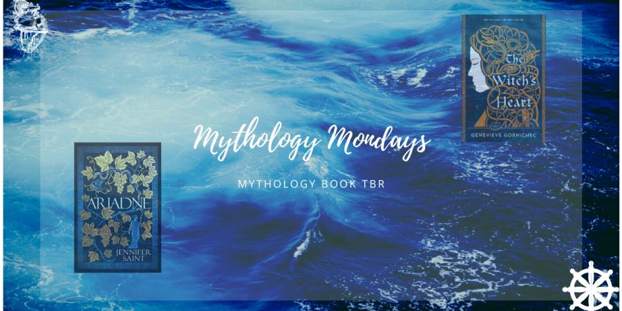 Mythology Book TBR